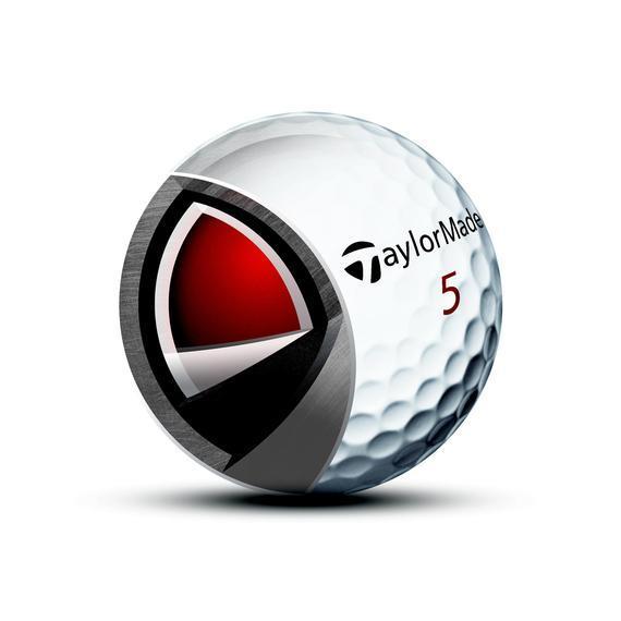 五层布局的全新Tour Preferred X高尔夫球