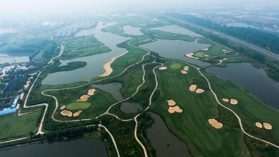 华裔城云海湿地高尔夫球会一览