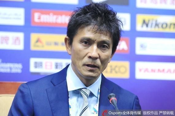 东京FC主帅城福浩