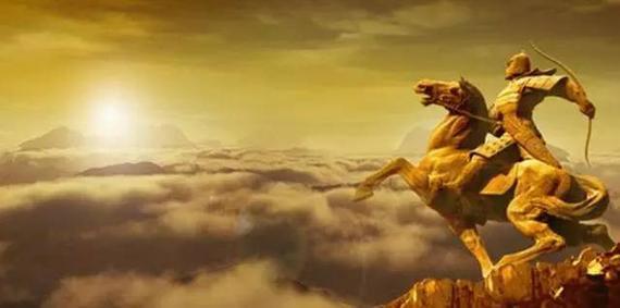 中国文化中的马