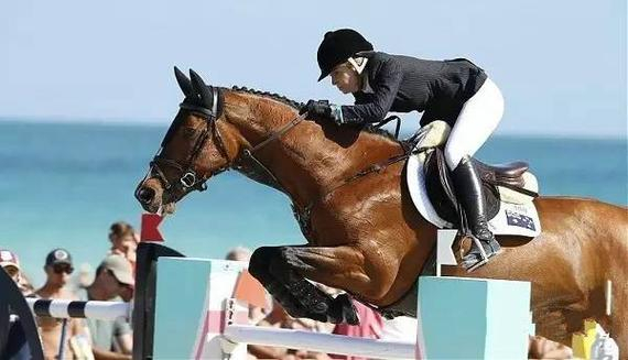 举世马术冠军赛迈阿密站澳洲女将夺冠