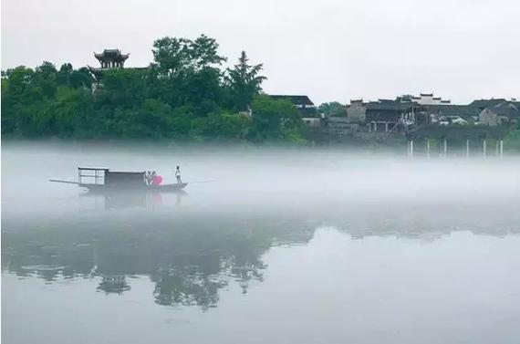 安徽泾县油菜花马拉松探路记:每跑一步都是人间仙境。
