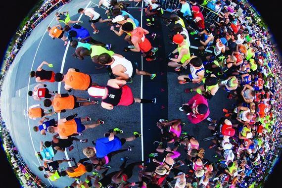 跑步对你意味着什么?