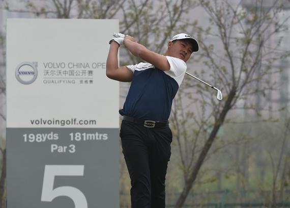 林钰鑫获得天津资格赛冠军,1995年首届中国公开赛创办时他还未出生