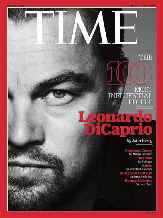 本期《时期》杂志封面