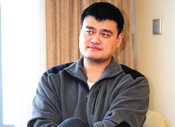 姚明是中职联公司的董事长