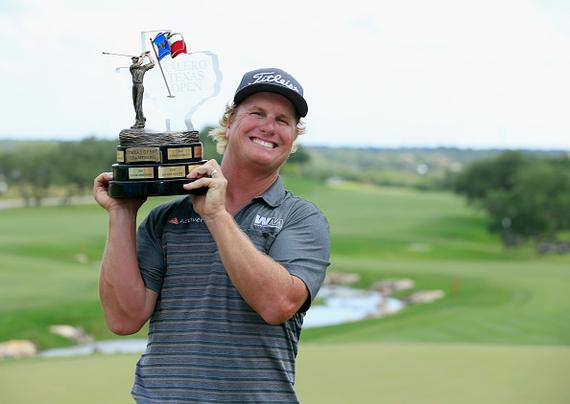 霍夫曼博得第四座美巡冠军