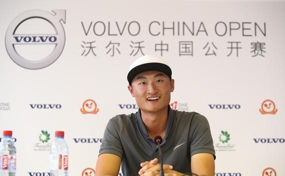 2010年国家青少年比洞锦标赛冠军李昊桐