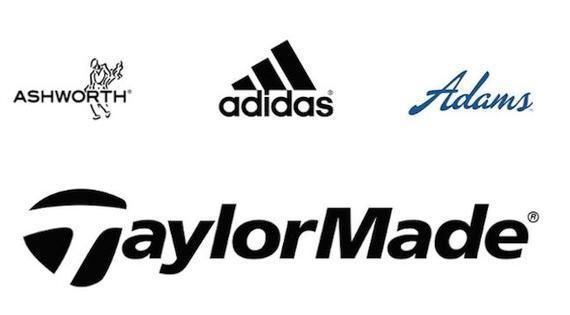 高尔夫服装logo大全