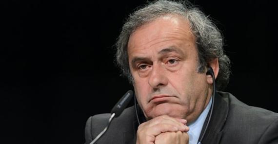 普拉蒂尼将辞去主席一职