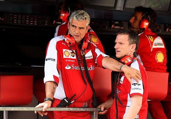 法拉利有可能重新雇佣阿尔多-科斯塔来出任车队技术