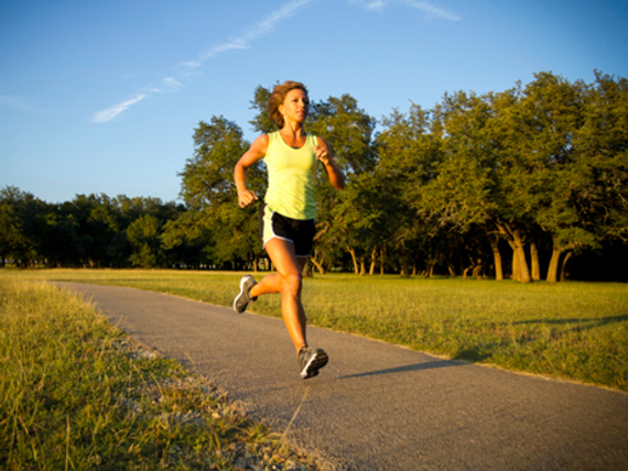 跑步25条黄金法则。