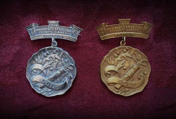 1904年奥运会奖牌