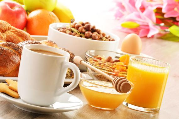 一顿营养早餐让减肥事半功倍