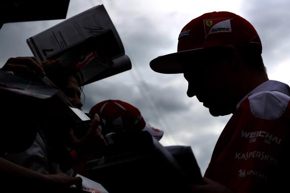 法拉利车队Kimi-莱科宁
