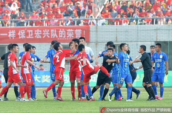 武汉宏兴更名后重新进军职业圈 魔都迎来第5支职业队