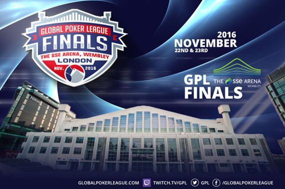 GPL全球扑克联赛Logo