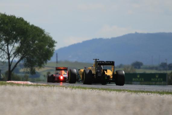 F1巴塞罗那赛季中试车行将举办