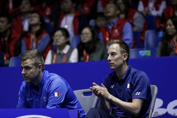 教练席上的盖德