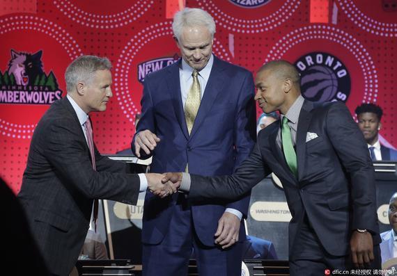 2016年NBA选秀大会的抽签结果已经正式揭晓