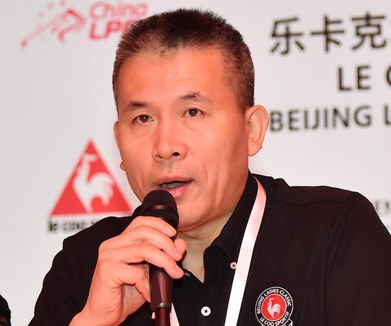 国家奥运保障部部长庞政谈奥运