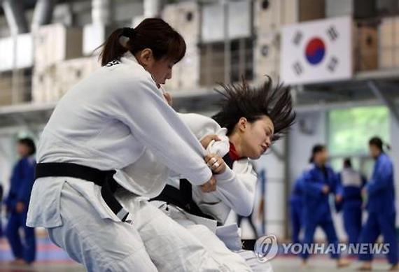 韩国柔道军团