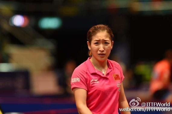 刘诗雯失奥运单打?
