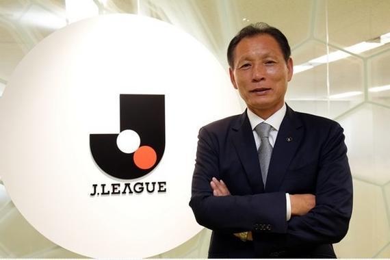 日本J联赛副理事长原博实