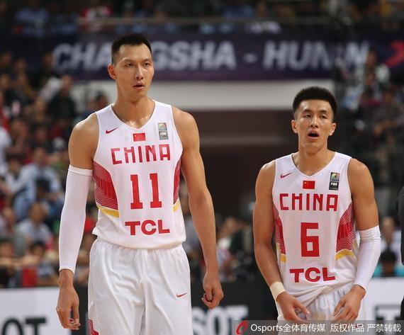 易建联已经正式回归中国男篮