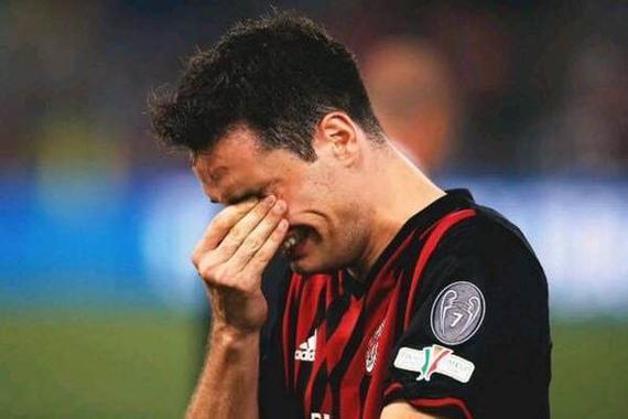 AC米兰失望的一赛季