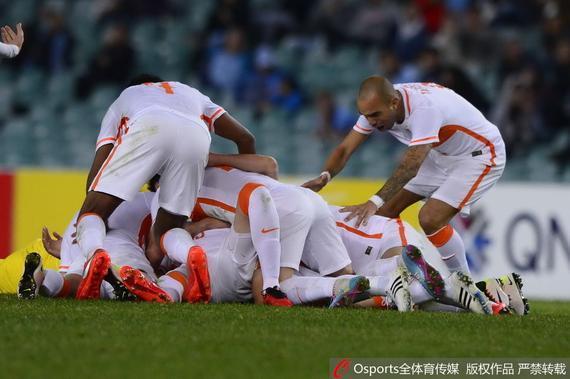 鲁能总比分淘汰悉尼FC晋级亚冠8强