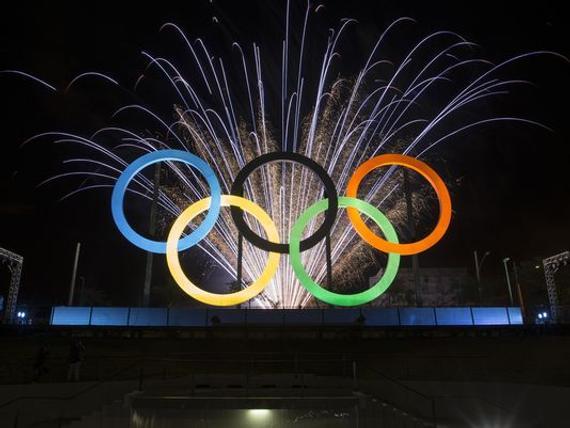 奥运蒙振奋剂暗影