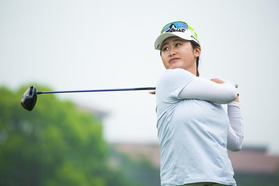 刘艳获得2016美国女子公开赛正赛席位