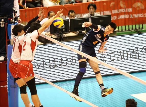 中国队拦死日本