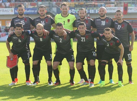 阿尔巴尼亚公布23人大名单