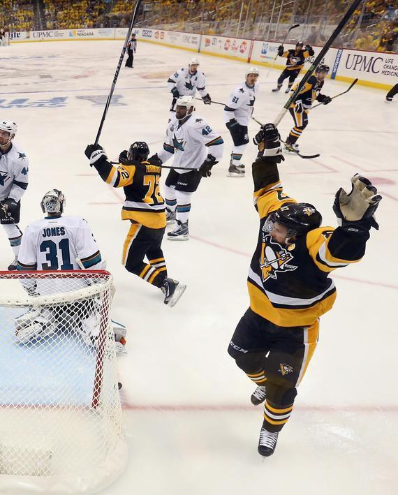 NHL总决赛匹兹堡企鹅再得一分