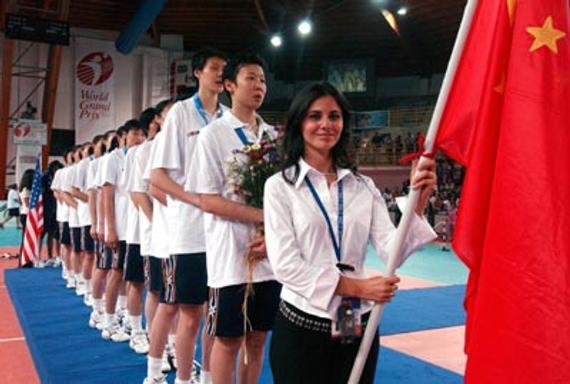 2003年中国女排夺冠