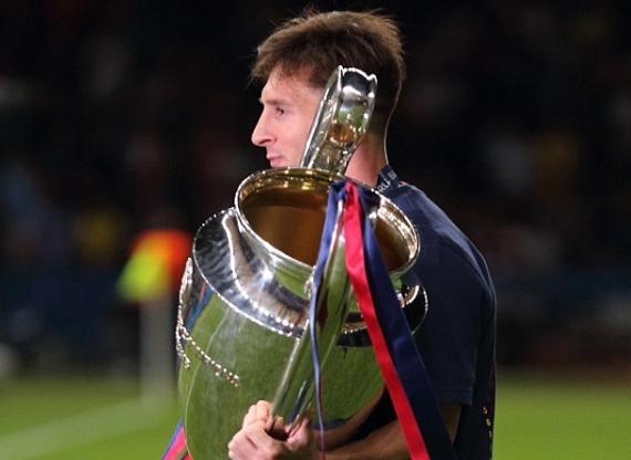 梅西是全球足坛身价第一