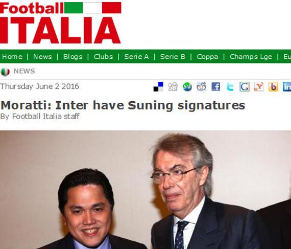 意大利媒体截图
