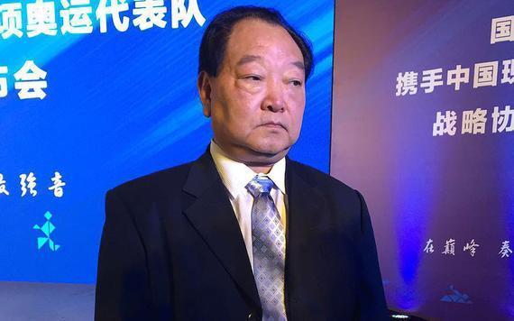 59岁许海峰即将第九次亮相奥运会