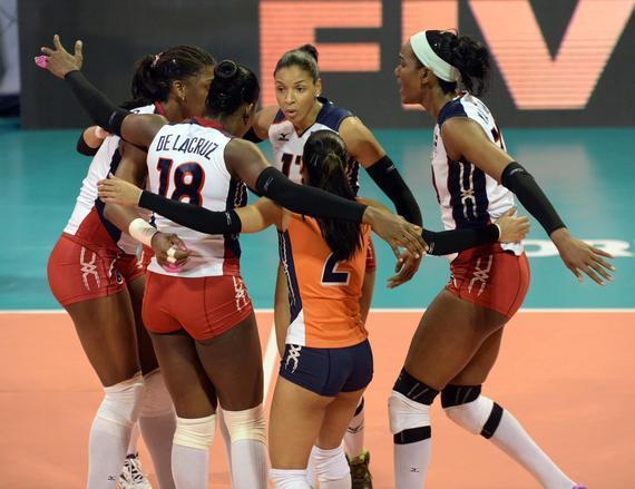 多米尼加取得首胜
