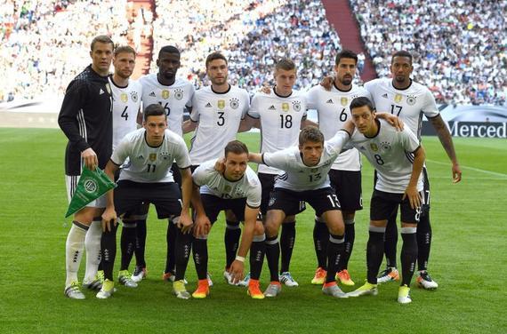 这会是德国队欧洲杯首战的首发11人吗?