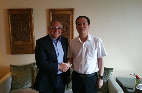鲁能官方宣布马加特接手执教