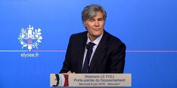 法国政府发言人回击伊布