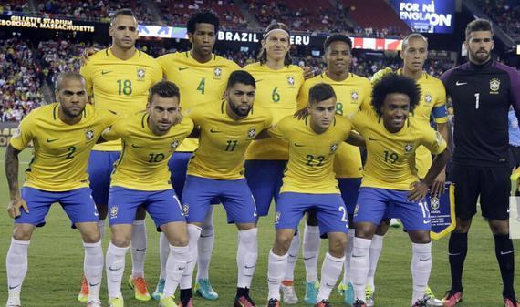 巴西的10号,你认得吗?