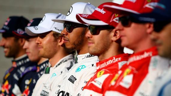 F1车手市场或将大洗牌