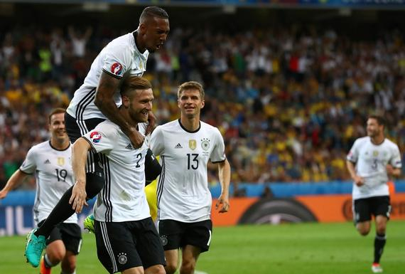 德国2-0力克乌克兰