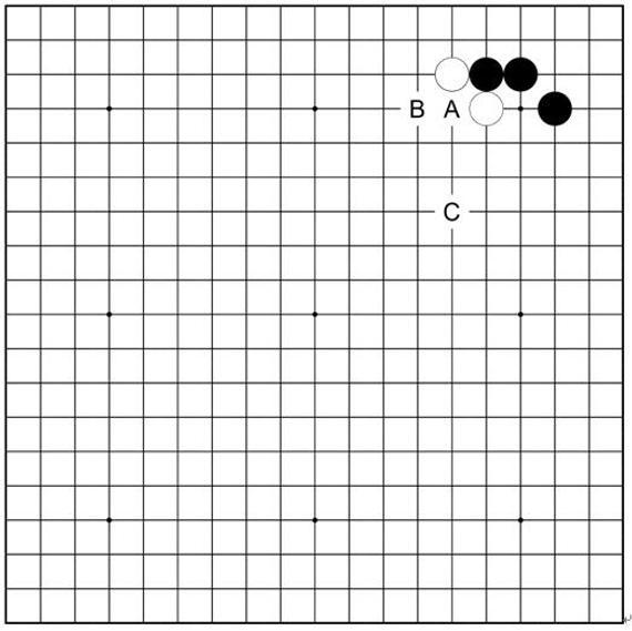 流传了几百年的围棋托退定式,谁是第一个下出来的人呢?