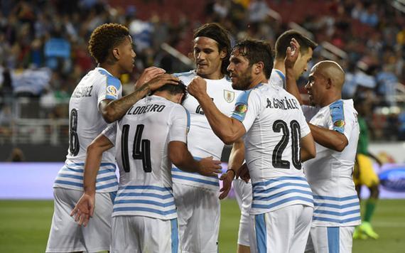 乌拉圭3-0大胜仍然出局