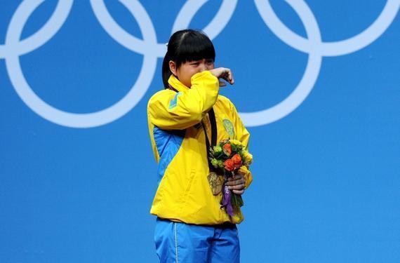 祖尔菲亚在伦敦奥运上